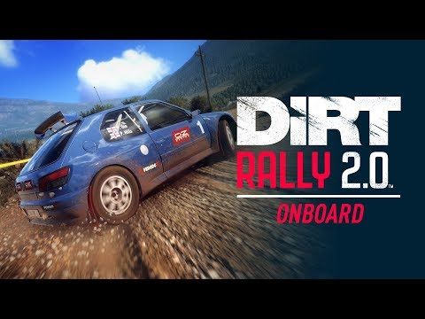 Peugeot 306 Maxi: First Look - Onboard - DiRT Rally 2.0