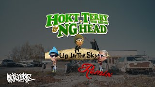 Up In The Sky(Remix) / HOKT, TERRY THE AKI-06 & NG HEAD