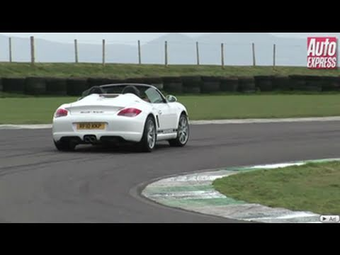 Porsche Boxster Spyder review - Auto Express Performance Car of the Year