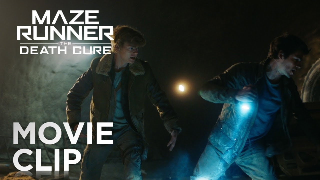 Maze Runner: The Death Cure - Cranks Tunnel