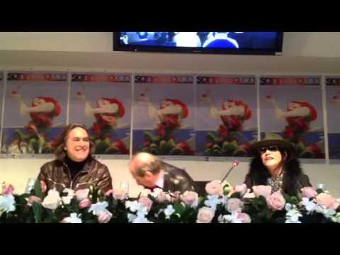 Ricchi e poveri: ospiti a Sanremo