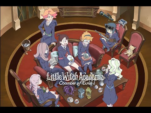 Little Witch Academia: Chamber of Time - Launch Trailer | PS4, PC thumbnail
