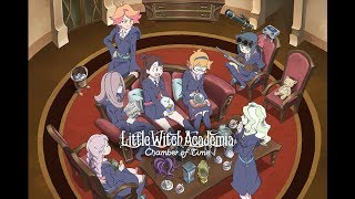 Видео Little Witch Academia: Chamber of Time