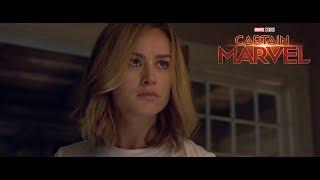 """VIDEO: Marvel's CAPTAIN MARVEL – """"Trust"""" TV Spot"""
