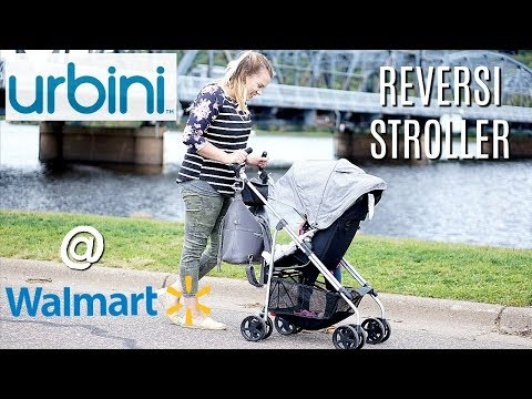 Urbini Reversi Stroller | Review & Demo | The Best Compact Inexpensive Stroller!