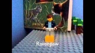 Lego Warrior Cats as Humans
