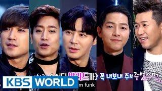 Entertainment Weekly | 연예가중계 -  Hwarang Special, Shinhwa, Kim Jongmin [ENG/中文字幕/2017.01.09]