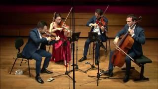 Tchaïkovski : Quatuor à cordes n° 1 en ré majeur op. 11 - Andante cantabile - Quatuor Casal