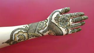 Video Khaleeji Henna Design 45 Heena Vahid