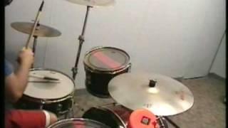 Three Doors Down - Smack (Drum Cover)