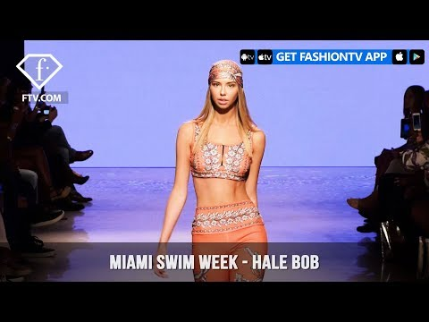 Hale Bob at Miami Swim Week Art Hearts Fashion 2019 | FashionTV | FTV