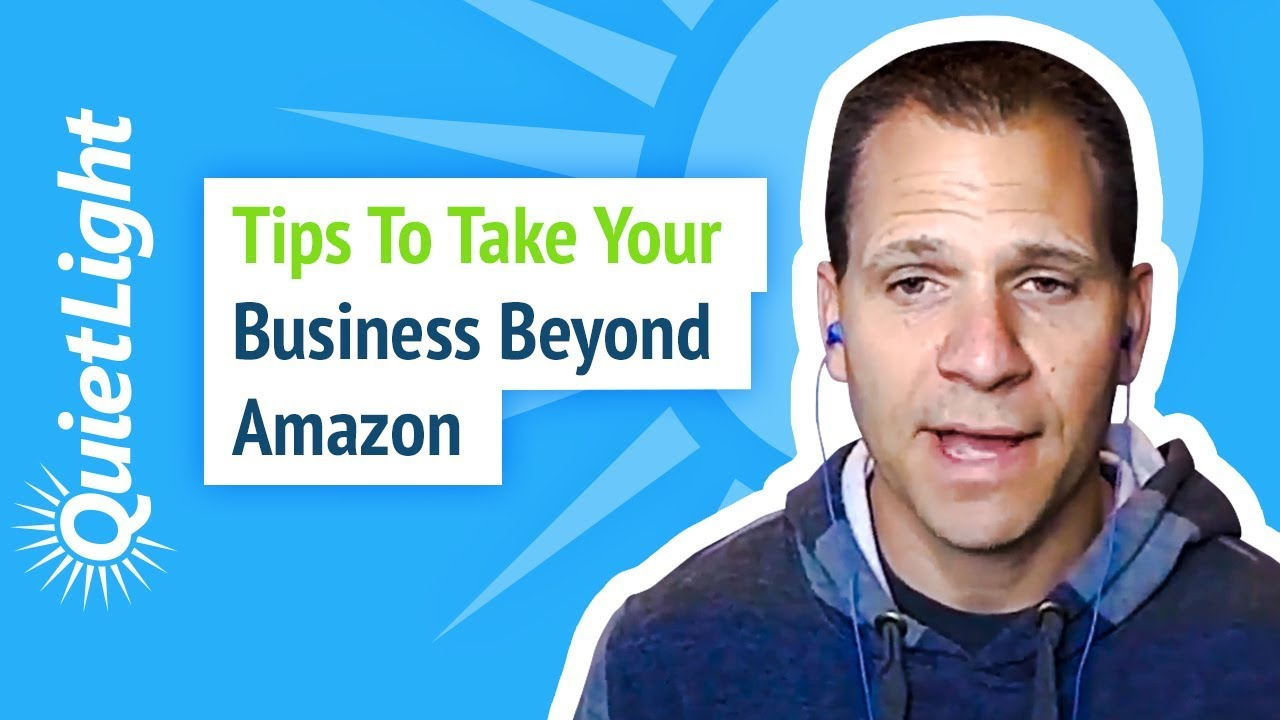 Tips to Take Your Business Beyond Amazon with Scott Voelker