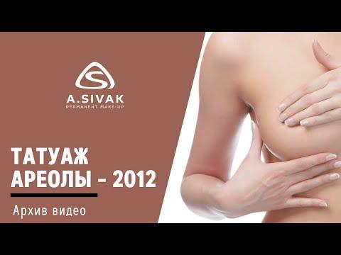 Перманент ареолы сосков - Permanent nipple areola