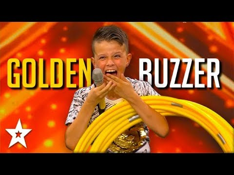 Watch This Boy Hula Hooping With Incredible Skill