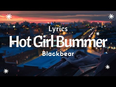 Blackbear - Hot Girl Bummer (Lyrics) || KMVO Remix || Cushy Music