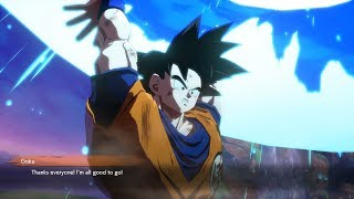 Dragon Ball FighterZ Final Boss Fight & Game Ending