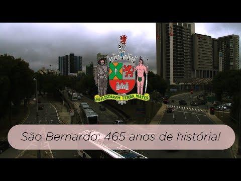 São Bernardo completa 465 anos
