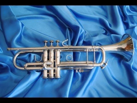 Review: Bach Stradivarius 37 Bell Trumpet; # 523,XXX, late '90's Model.