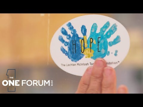 """Lachlan's Hope"" Award video for Be The Match's ONE Forum"