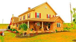 Amish House - Lancaster County, Pennsylvania
