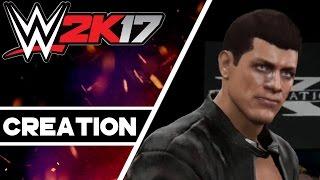 WWE 2K17 Creations: Cody Rhodes (Xbox One)