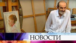 Художник Эрик Булатов сегодня отмечает юбилей.