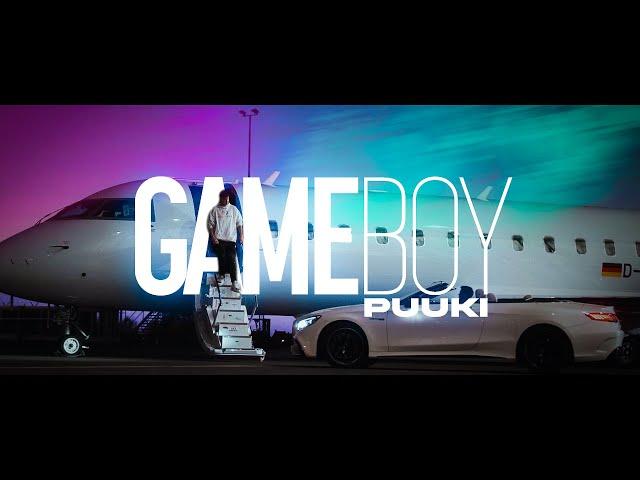Neuvorstellung:  heute: GAMEBOY von PUUKI ((jetzt ansehen))