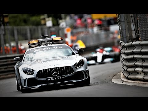 Image: Watch: How does a Formula 1 Mercedes Safety Car work?