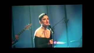 Arisa - Lentamente (live Milano - 16/04/14)