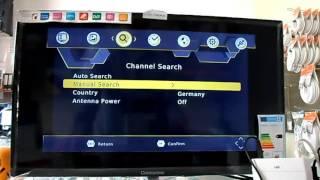 Opticum Lion 2 PLUS 265 HEVC Video Review 720p