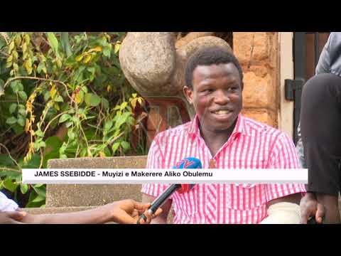 ENSONGA Z'E MAKERERE: Abakulira ab'obulemu bawadde gav't obukwakkulizo