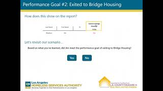 Contract Performance Report: Emergency S...