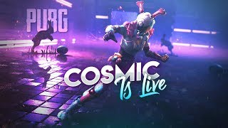 Royal Pass Give Away!! Join the tournament in the description   Cosmic x GamingMonk  