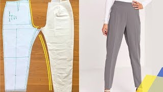 [UPDATED] LEARN HOW TO MAKE WOMENS TROUSER PATTERNS   KIM DAVE