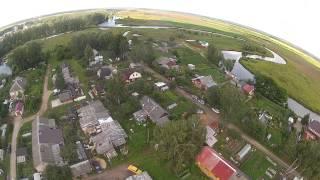 Вот моя деревня, вот мой дом родной. Пречистое