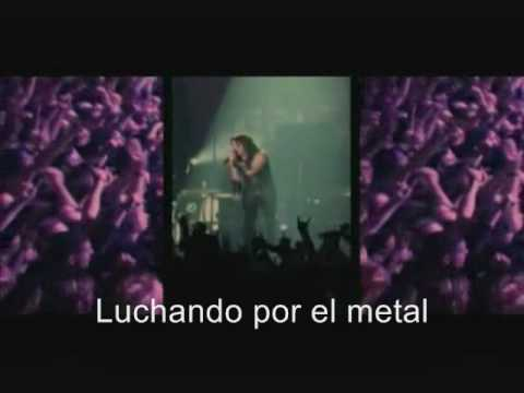 Manowar Brothers of metal Subtitulos en Español