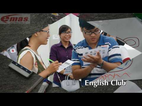 Trung Tâm Chuẩn Hoá Tiếng Anh - EMAS