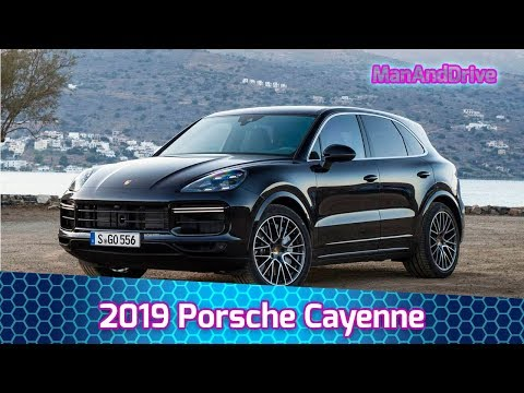 2019 Porsche Cayenne Revealed - Awesome Cars