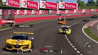 GT Sport Online Race - Gameplay - BMW Z4 GT3
