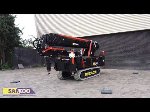 Bg Lift M400 Minikrane | Kompaktkan | Bglift