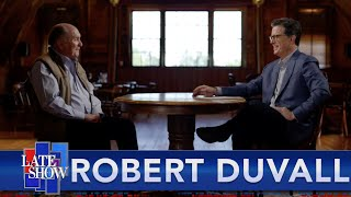 Robert Duvall Reflects On Living And Working With Dustin Hoffmann thumbnail