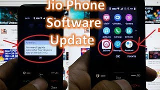 Jio Phone New Software Update, Jio Phone Google Voice Assistant, Google Assistant in Jio Phone