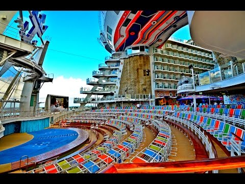 Allure of the Seas Cruise Ship Tour and Review – Cruise Fever