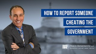 Cheating the Government | Government Contractor Fraud | Tony Munter