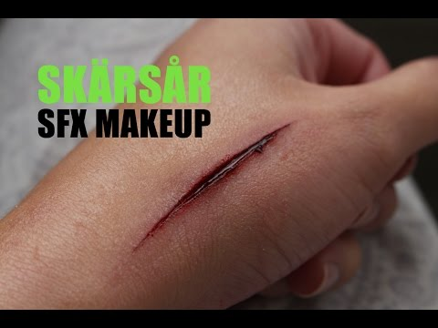 SPECIAL EFFECT MAKEUP - CUT