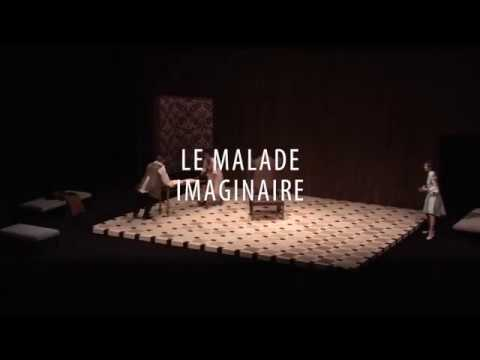 Le Malade imaginaire - Teaser