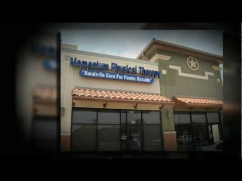 video:Momentum Physical Therapy San Antonio Tour