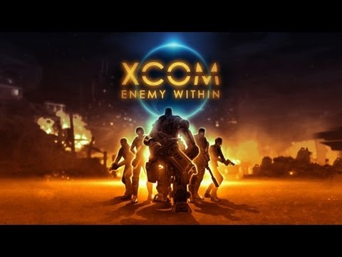 XCOM: Enemy Within - What's new in the expansion: Cyborg, Mechs and Meld
