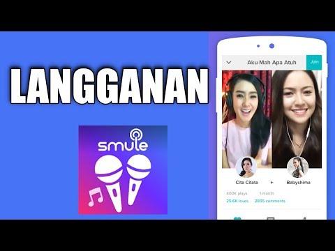 Video Cara Berlangganan VIP Smule Sing! Karaoke Tanpa Kartu Kredit