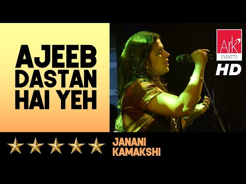 Melange – Ajeeb Dastan Hai Yeh – Janani Kamakshi